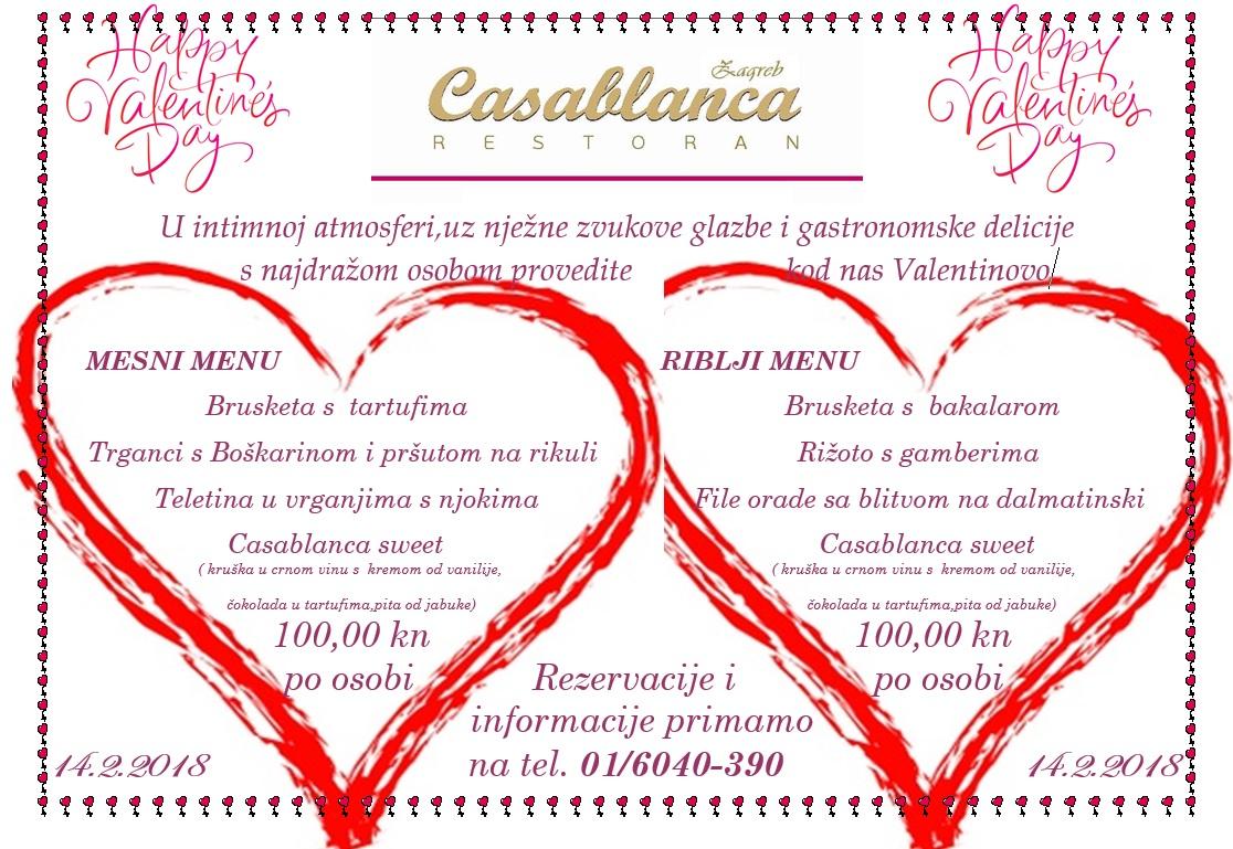 valentinovo u zagrebu restoran